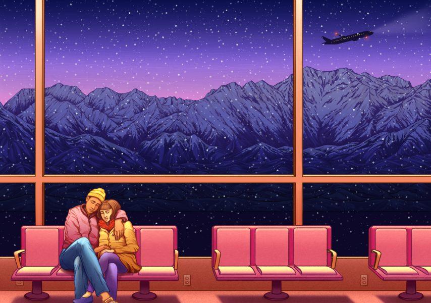 Airport Romance