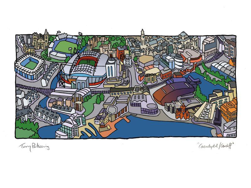 Caerdydd/Cardiff