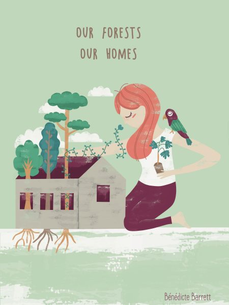 our forests our homes