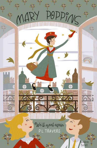 Mary Poppins in