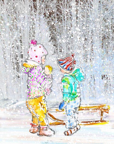 Snow Babies 8
