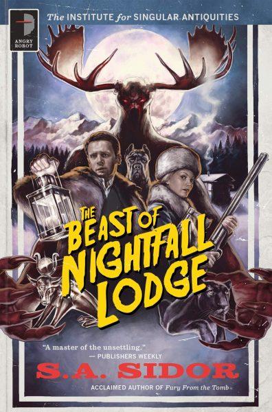 The Beast of Nightfall Lodge Cover