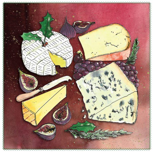 Festive Cheeses