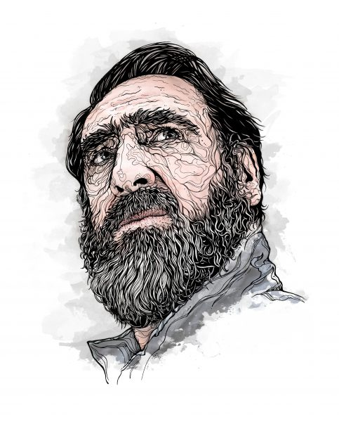 1 Day Portraits - Eric Cantona