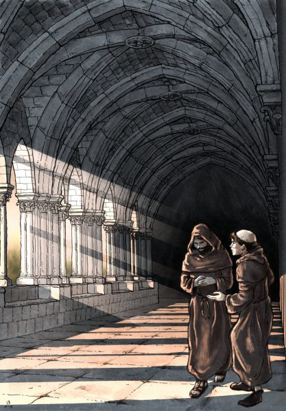 The Abbey: telling the abbot