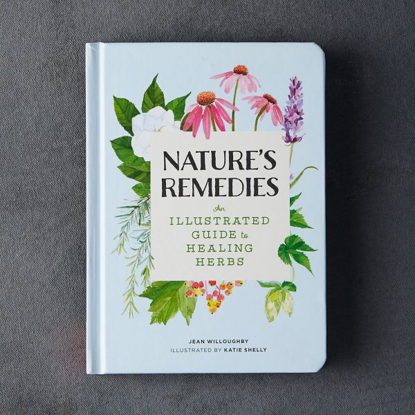 Nature's Remedies by Chronicle Books