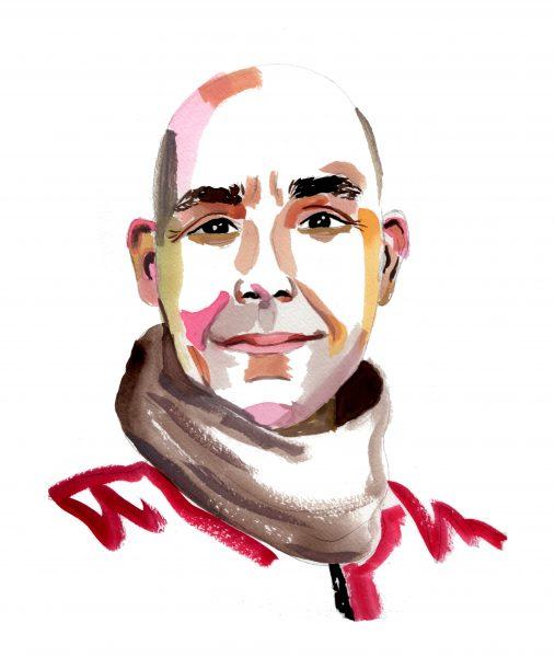Antonio Portrait