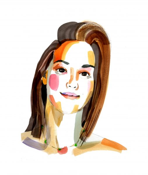 Arielle Portrait