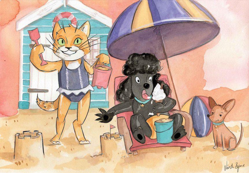 Children's Book Artwork