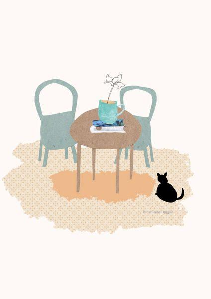 Tableware - Table still Life