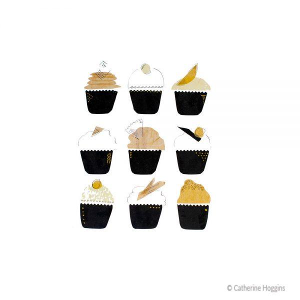 Catherine-Hoggins---Cupcakes--Food-Illustration