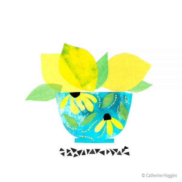 Catherine-Hoggins-Lemons-in-Bowl-illustration