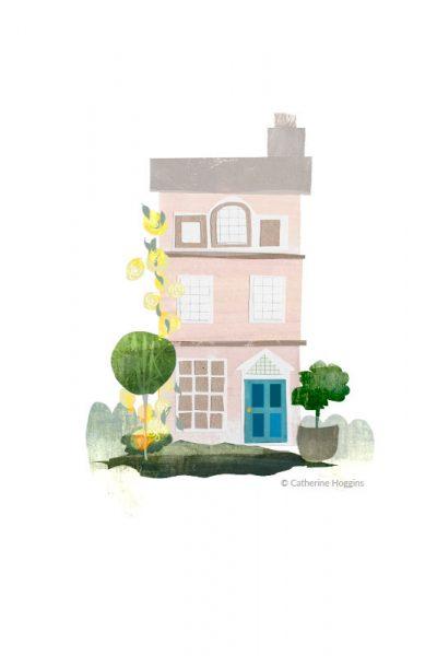 Catherine-Hoggins---Pink-house-Illustration