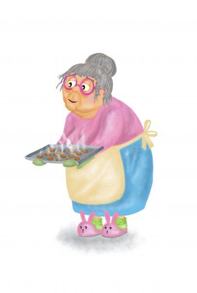 Granny's cookies