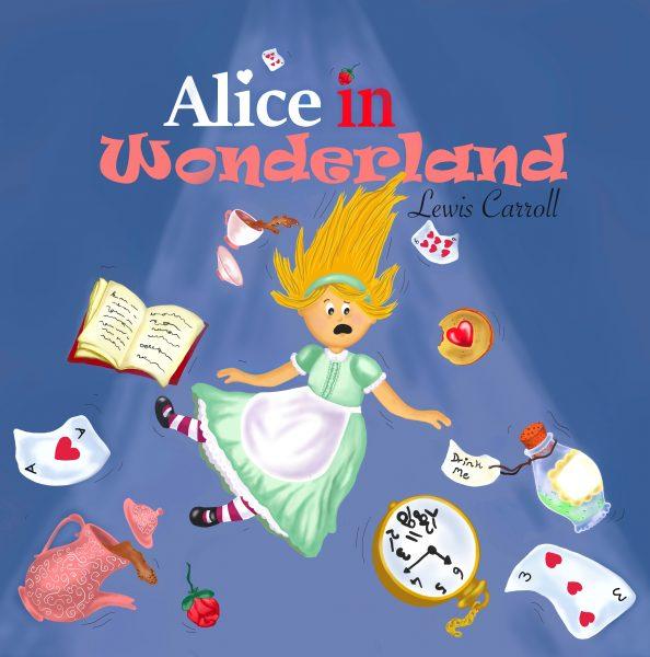 Cover- Alice in Wonderland