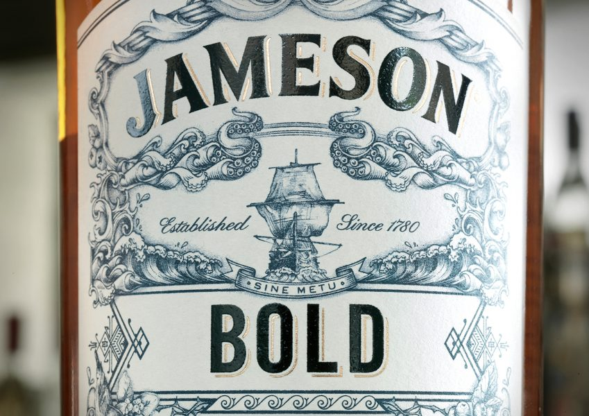 Jameson Deconstructed Series 'Bold'