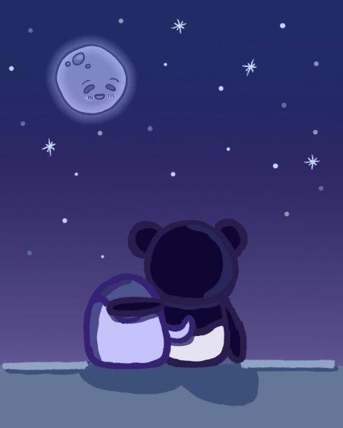 Nighttime Hugs