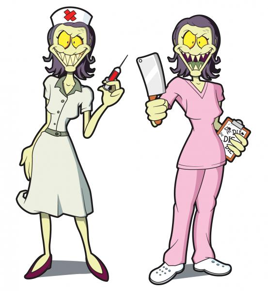 Demon Nurse