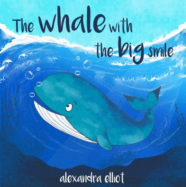 The whale with the big smile