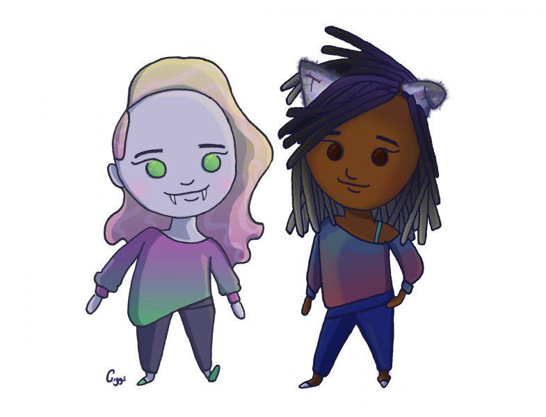 Viola & Darcy