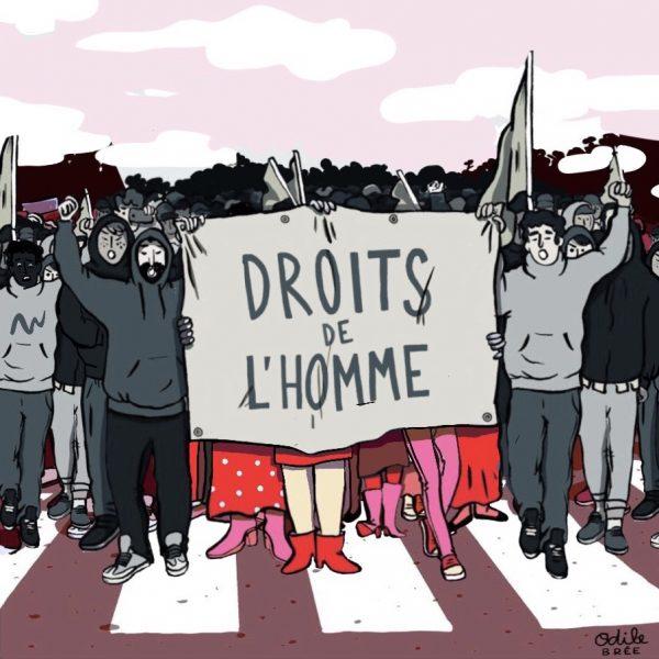 Droits humains pour tout.es
