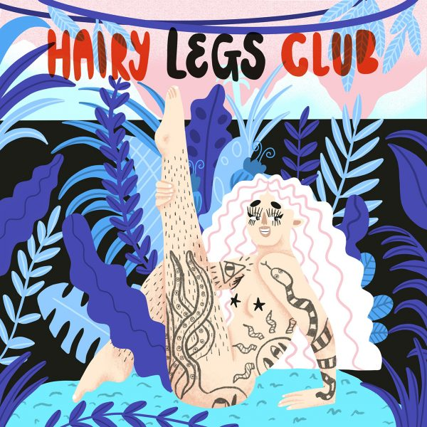The Hairy Legs Club