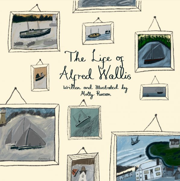 Front Cover for The Life of Alfred Wallis