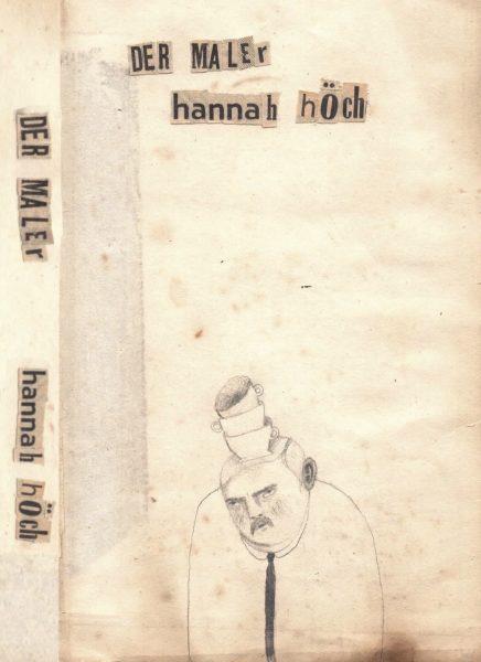 Der Maler by Hannah Höch