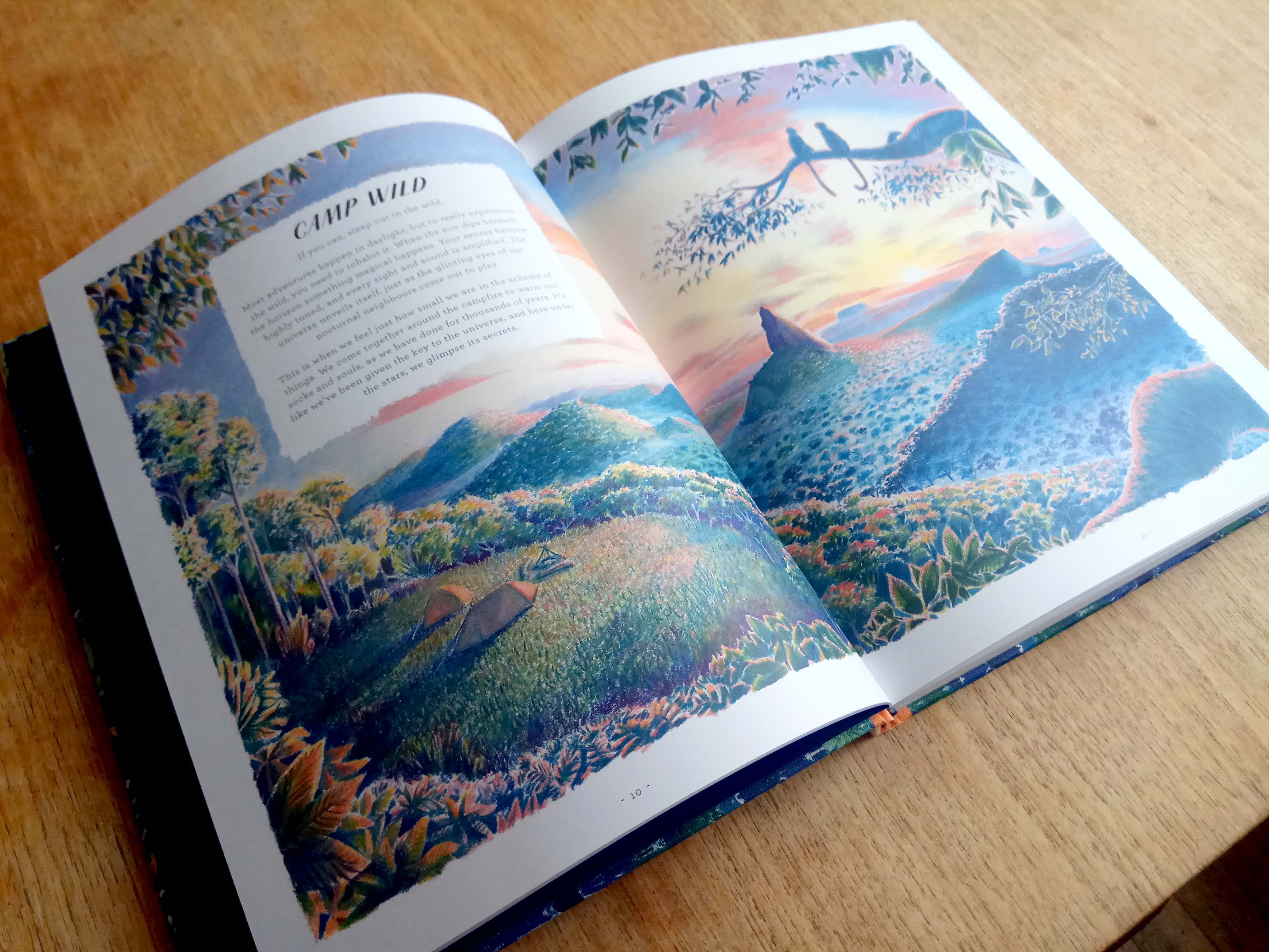 THE LOST BOOK OF ADVENTURE – REVIEW - The AOI