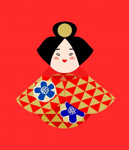Roly Poly Geisha