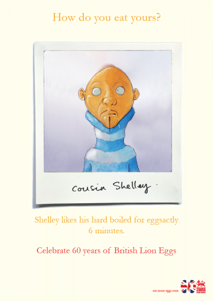 Shelley (Lion Eggs)