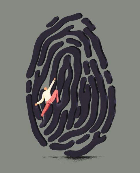 fingerprint - fran pulido