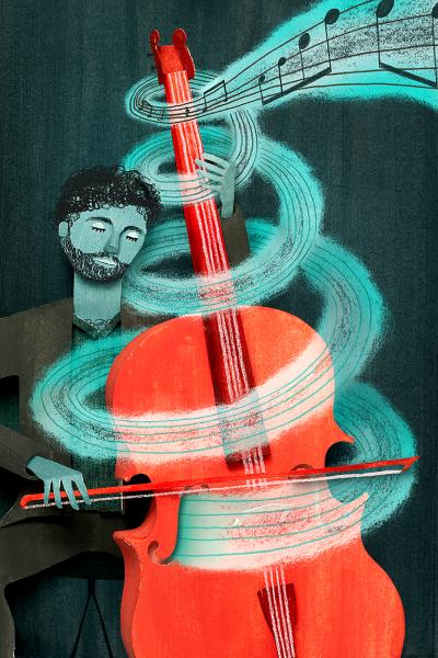 The Cellist