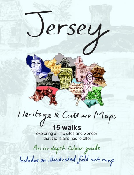 Jersey Heritage and Culture Maps