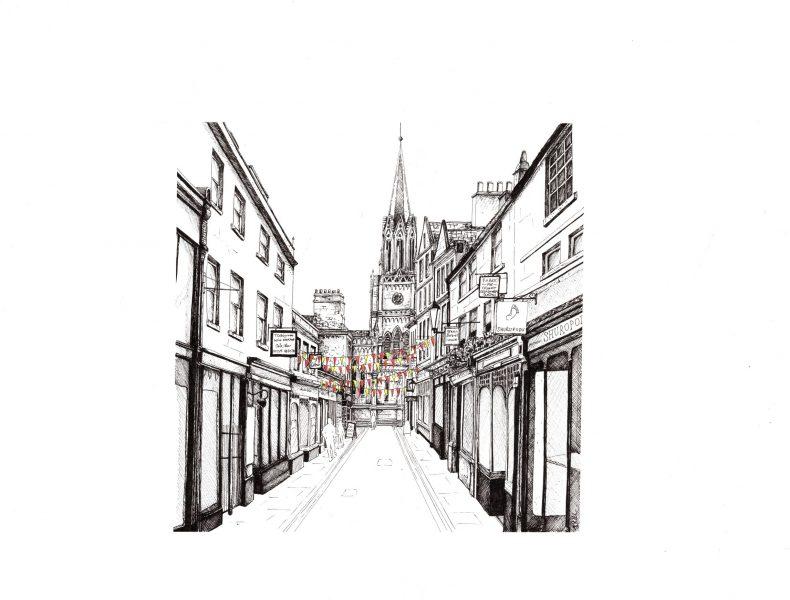 Green Street, Bath