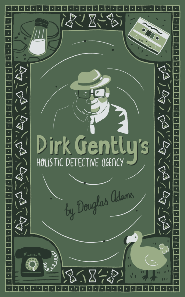Dirk Gently book cover