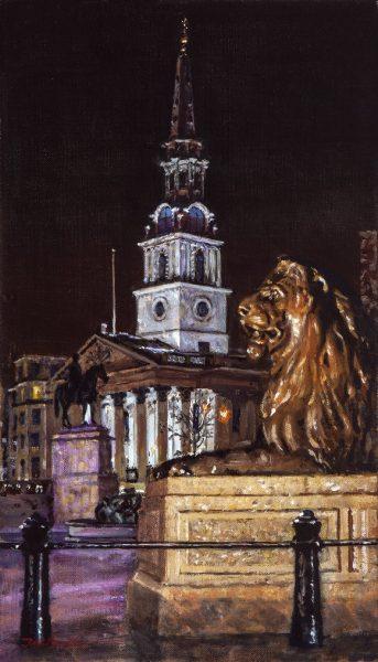 Nelson's Lion