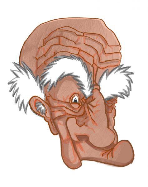 Old Man Grumpster