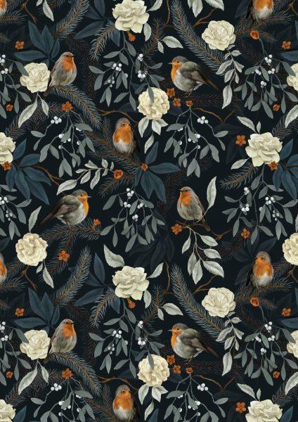 Robin Pattern