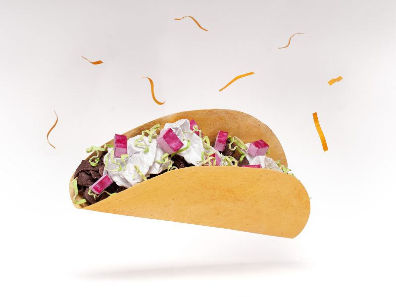 The Hard-Shell Taco: A Celebration
