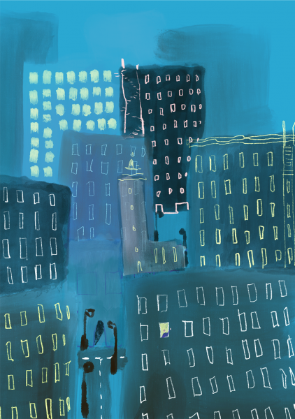 illustration-drawing-city-streets-blue-wp