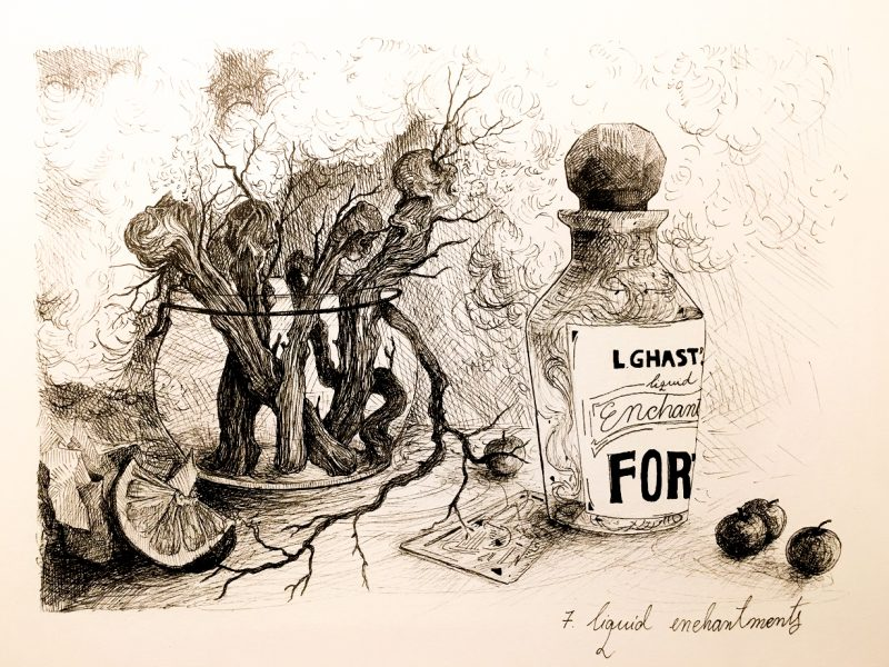 Liquid Enchantments