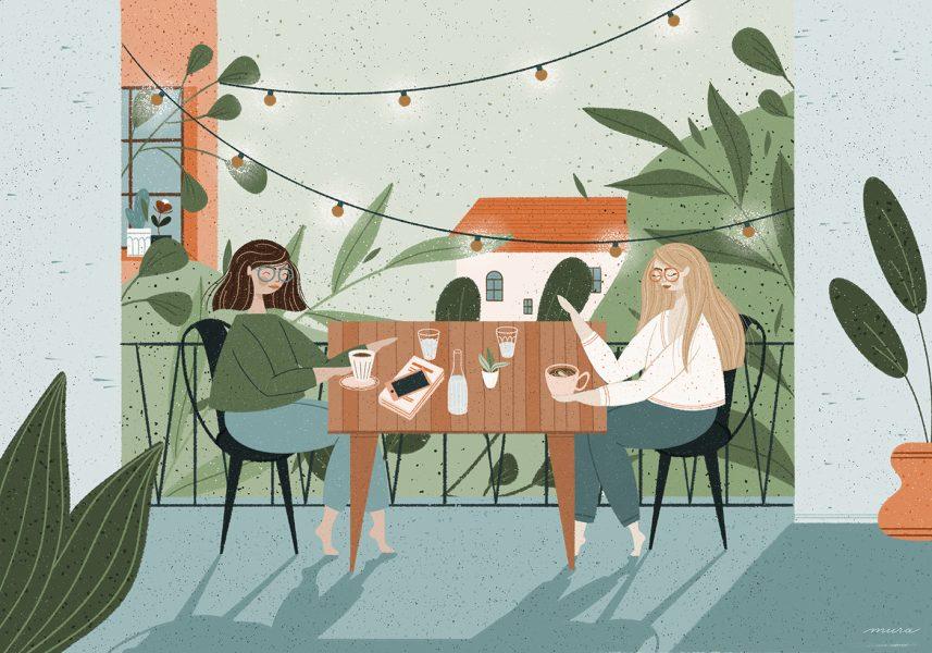 Coffee Girls