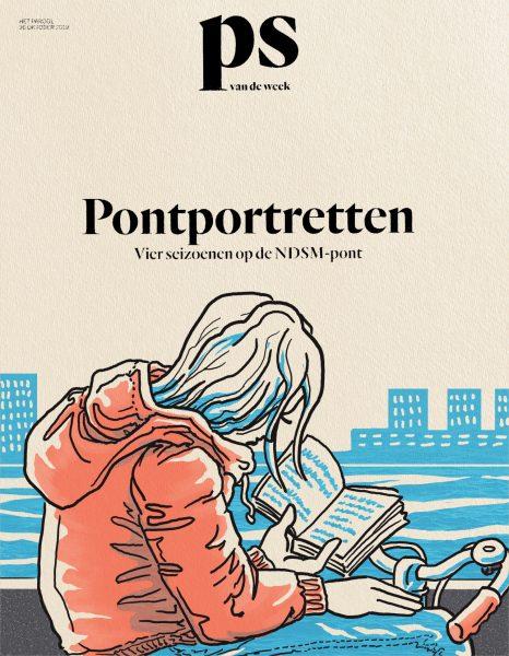Het Parool weekend magazine cover