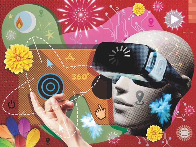 Virtual Reality - TES Magazine