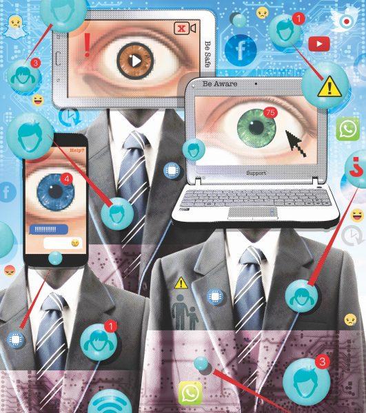 Social Media Danger in Schools
