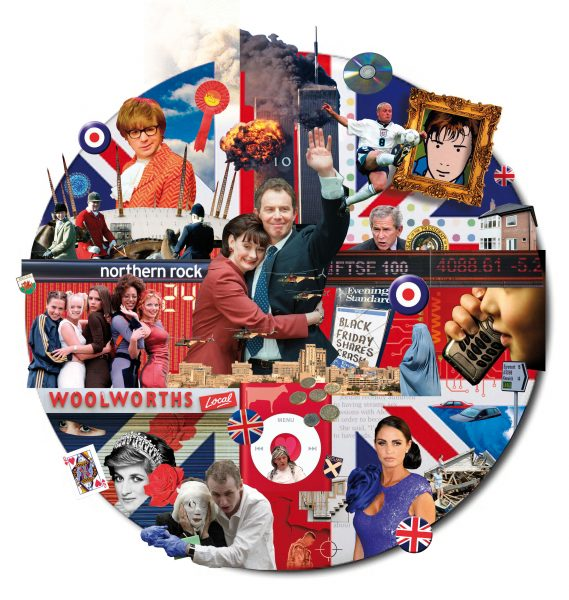From Cool Britannia to Broken Britain