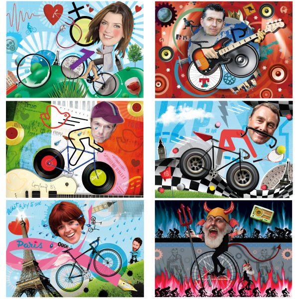 Cycling Celebrities