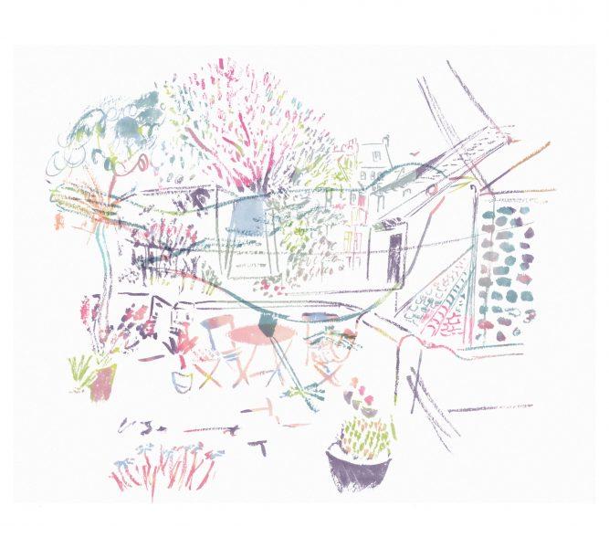 'Garden, Bird'