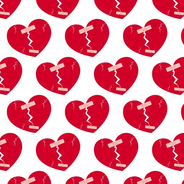 Heart break pattern